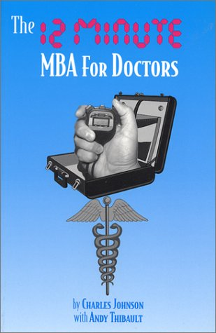 Download The 12-Minute MBA for Doctors pdf epub