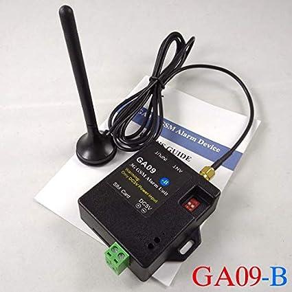 Sistema de Alarma de Seguridad - 8 Canales Smart 3G gsm ...