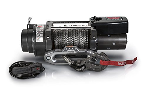 WARN 97740 16,500 lb. 16.5ti-s Winch (w/ Synthetic - Where Ti Now Is