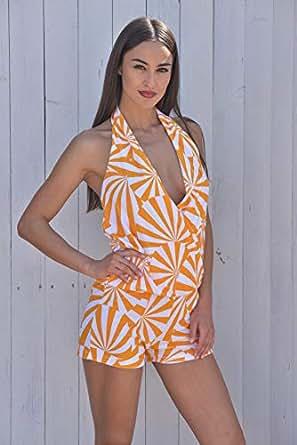 Iu By Rita Mennoia Ochre Beach Dress For Women