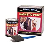 : Dowling Magnets Magic Magnetic Wall Paint, 1-Gallon