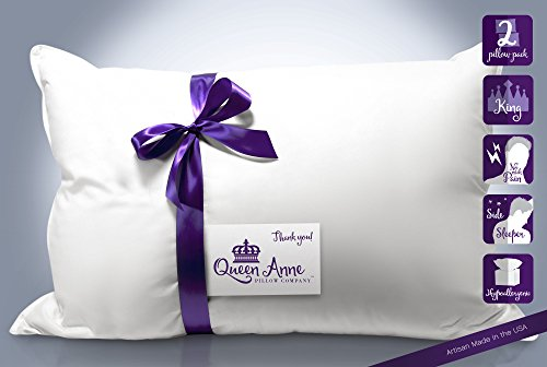 Down Hypoallergenic Pillow Queen Anne product image