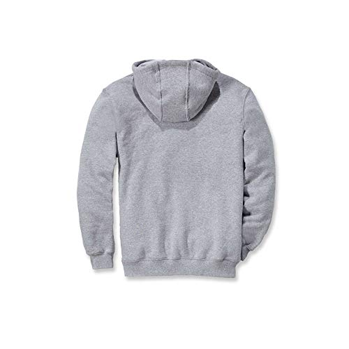 À Gris Sweat shirt K121 Xl Carhartt Capuche XtCw6nq