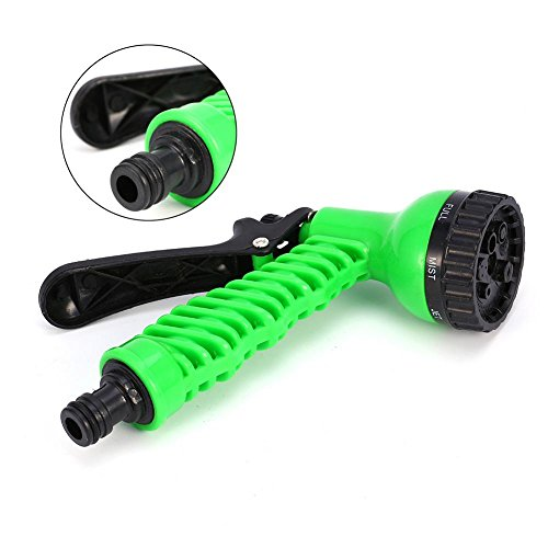 zilzol Car Water Spray Gun adjustable Car Wash Hose Garden Spray Portable High Pressure Gun Sprinkler Nozzle Water Gun