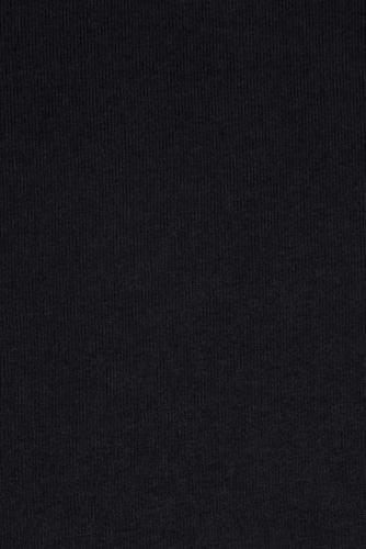 Lands' End Women's Cotton Jersey Tunic Dress Cover-up, XL, Black by Lands' End (Image #2)