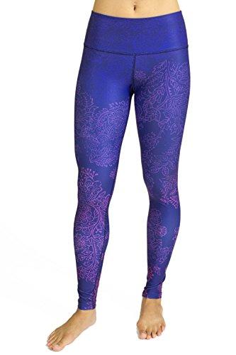 Inner Fire - Flora - Legging Yoga Pant - 6 (Small)