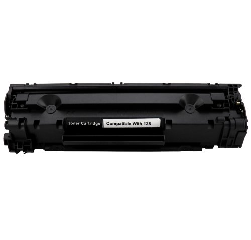 Blake Printing Supply 3500B001AA Compatible with Canon 128 Black Laser Toner Cartridge Compatible with FaxPhone L100, ImageClass D550, ImageClass MF4412, ImageClass MF4420n, ImageClass MF4450, ImageClass MF4550, ImageClass MF4550d, ImageClass MF4570dn, ImageClass MF4570dw, ImageClass MF4580dn Ink