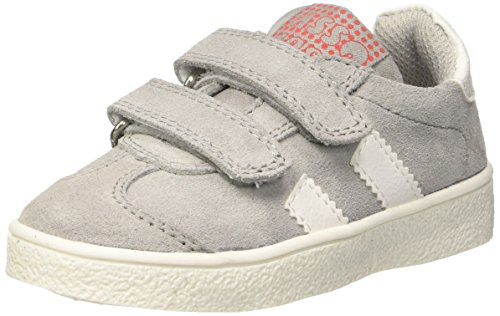 Asso I-61802, Zapatillas Para Niños Grigio (Ciment)