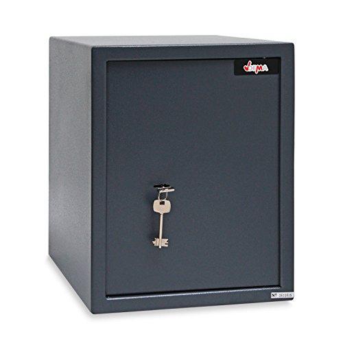 DEMA Möbeltresor mit Schlüssel 42 L. BTH: 30x37x38 cm