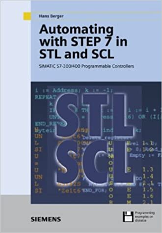 Automating with Step 7 in STL and SCL: Programmable