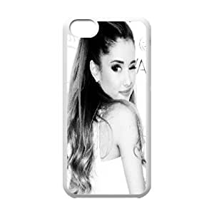 James-Bagg Phone case Singer Ariana Grande Protective Case For Iphone 6 plus (5.5) Style-8