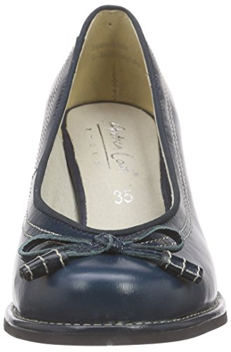 0598007 Closed Conti Women's Andrea Pumps Toe Taupe Blue dqtEaCw