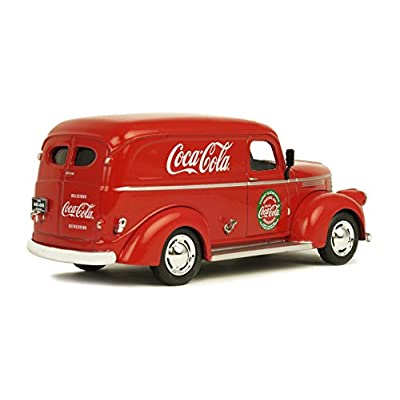 Coca-Cola 1/43 1945 Panel Delivery Van: Toys & Games