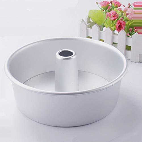 Premium Mini Round Nonstick Angel Food Chiffon Cake Pan Baking Mould 6 Inch