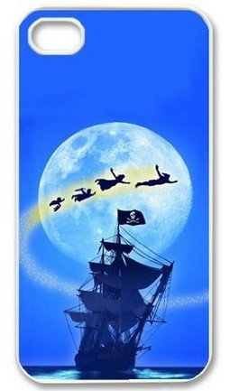 Cartoon Peter Pan Iphone 4 & iphone 4s Case Hard - Htc Case Otterbox S One