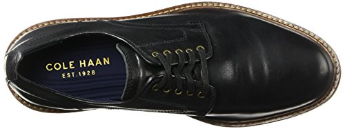 cost sale online Cole Haan Mens Tyler Grand Plain Toe Oxford Black Leather buy cheap wholesale price cheap very cheap discounts for sale 8pa93JMz