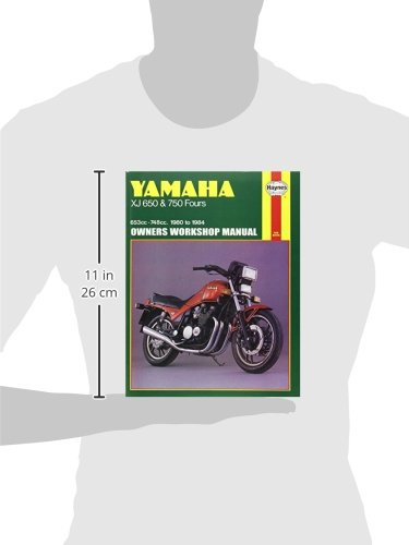 Excellent Yamaha Xj 650 And 750 Fours 80 84 Haynes Haynes 9781850103530 Wiring Cloud Nuvitbieswglorg