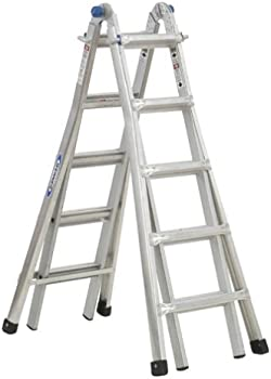 Werner 26-ft Aluminum 300-lb Telescoping Type IA Ladder