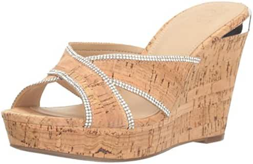 Guess Women's Eleonora2 Wedge Sandal