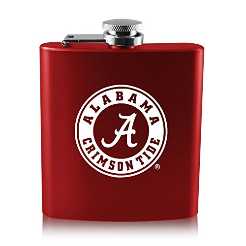 LXG University of Alabama - Old Fashioned Flask44; Red by LXG