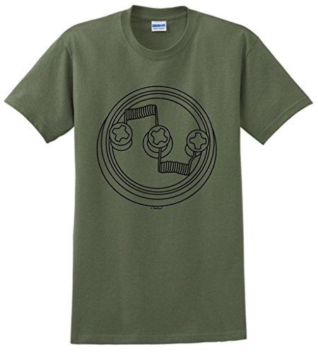 Dual Vaporizer Vaping Vaper T Shirt