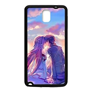 QQQO Beautiful romantic lover Cell Phone Case for Samsung Galaxy Note3