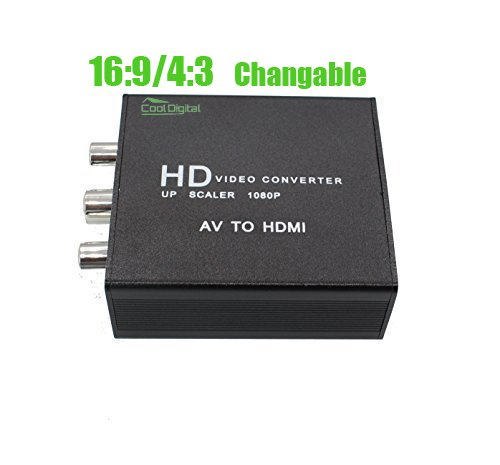 9 Output Composite Video - 1