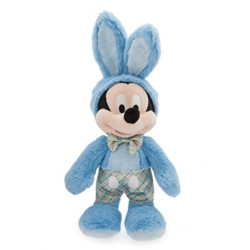 Mickey Easter Basket (Shop Disney Mickey Mouse Plush Easter Bunny -)