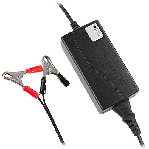 VIPOW battery Ladegeät Car Battery Charger 12 V 7 Ah: