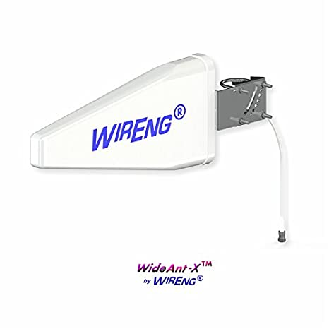 Amazon.com: WideAnt-X™ Antenna for Vodafone E3735 Fully Enclosed: Cell Phones & Accessories
