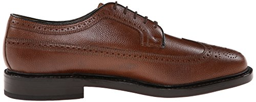 Florsheim Mens Kenmoor Wingtip Oxford Cognac Vitello