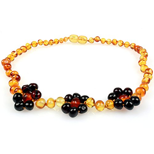 flower-amber-teething-necklace-handmade-in-baltic-lithuania-125-inches-for-baby-girl-or-boy-honey-ch