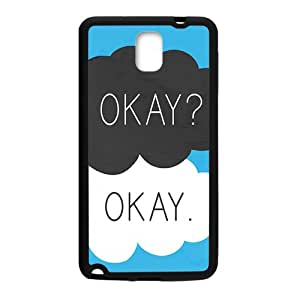Okay Black Phone Case for Samsung Galaxy Note3