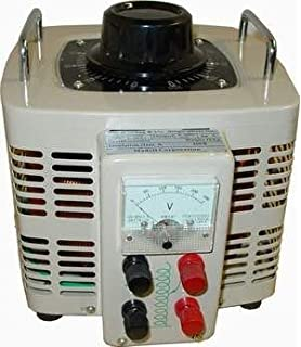 High efficiency Single Phase Variable Transformer 5000VA Autotransformer Variac