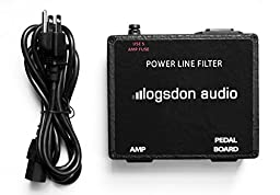 Power Line Filter - Power Conditioner - for Guitar Amps and Pedal Boards
