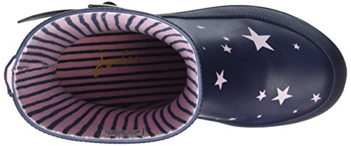 Joules Pink Bleu Bottes Frnstar De Cat Pluie Welly Navy Star french Fille Rose Girls a0Hrwa