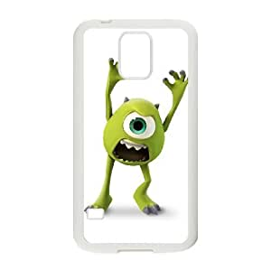 Monsters University Samsung Galaxy S5 Cell Phone Case White MUS9174618