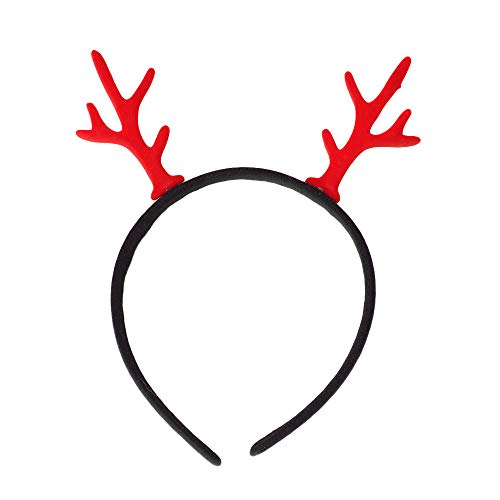 Christmas Gift Hot Sale!!!Kacowpper Christmas 5Pcs Hair Accessory Decoration Home Party Head Hoop Headbands