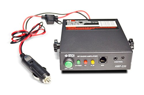 BTECH AMP-220 Amplifier for 1.25M (220-225MHz), 30-50W for sale  Delivered anywhere in USA