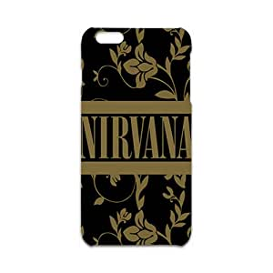 nirvana For Phone Case for Iphone 6Plus 3D