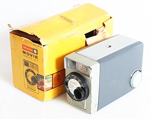 MOVIE CAMERA IN BOX