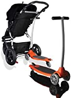 Phil&Teds FR17 Freerider 2in1 - Patinete para silla de paseo ...