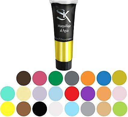 Skarel Agua Tubo Maquillaje De 30 Al Ml Varios ColoresAmazon En LqSzMpjUGV