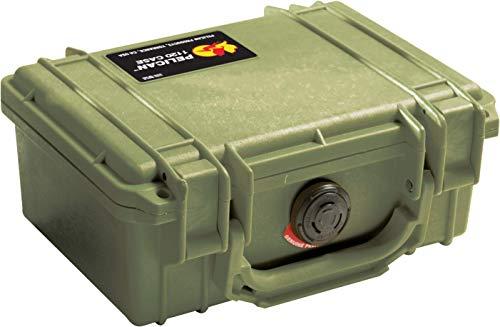 Pelican 1120 Case With Foam (OD Green) ()