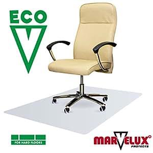 Marvelux 30x48 ECO Polymer Rectangular Chair Mat For Har