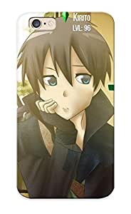 Standinmyside Case Cover For Iphone 6 - Retailer Packaging Kirito - Sword Art Online Protective Case