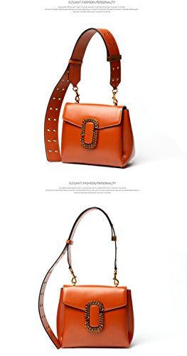 Crossbody Colors Genuine Fashion Bag Women Designer Shoulder Leather Leather Five Caramel Luxury xvI7HTqnq