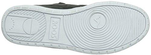 KangaROOS Full-Court-Mid-Nubuck Herren Sneakers Grau (dk.grey 230)