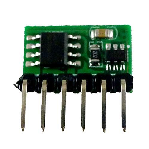 Eletechsup 2.5V-6V 6A Flip-Flop Latch Bistable Self-Locking