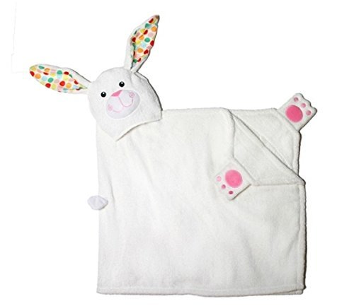 Zoocchini - Toddler Towel - Bella the Bunny 100